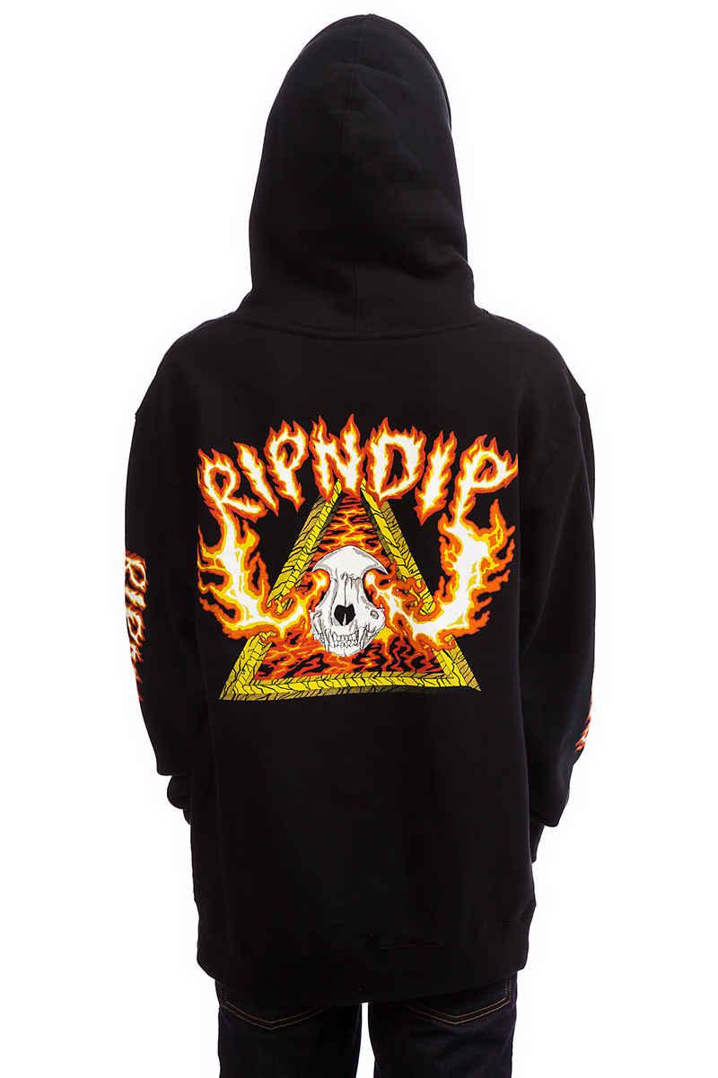 RIPNDIP Inferno Hoodie (black)