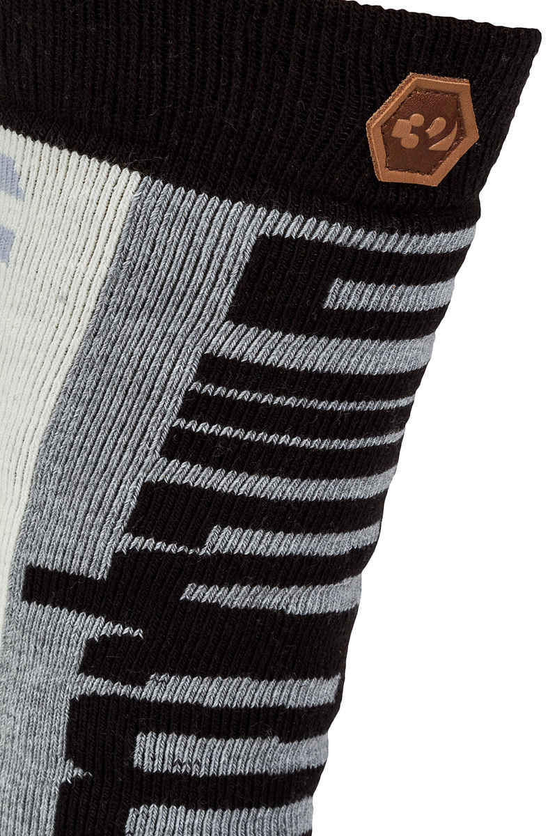 ThirtyTwo Double Snow Socks US 5-14 (black)