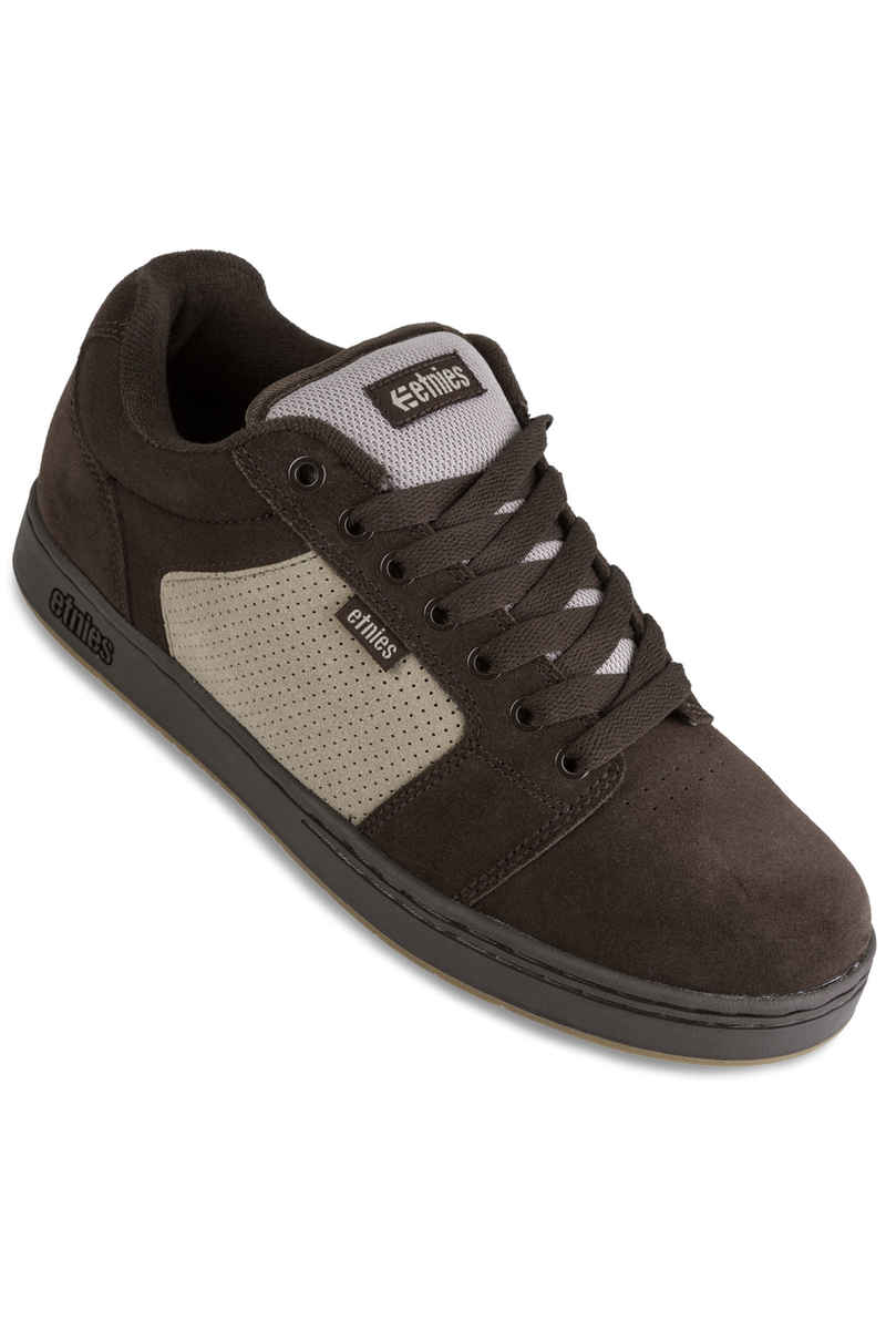 Etnies Barge XL Schuh (brown beige gum)