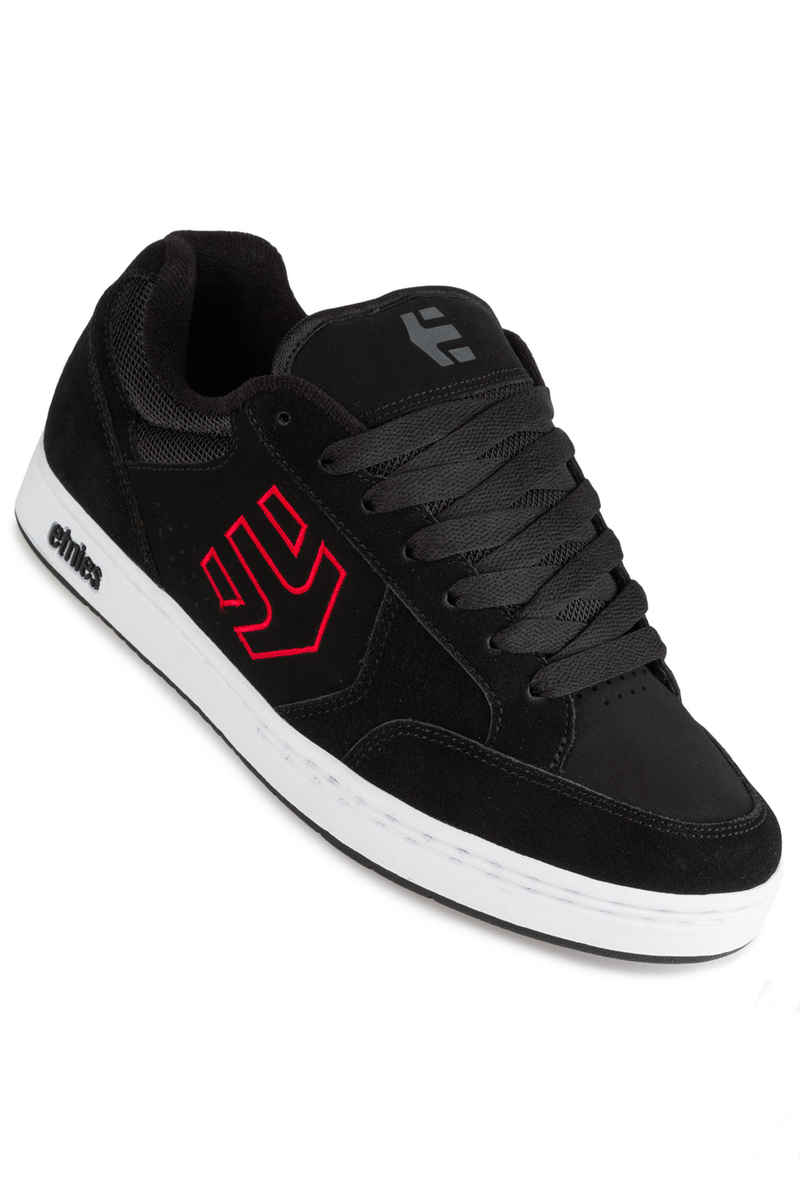 Etnies Swivel Schuh (black red)