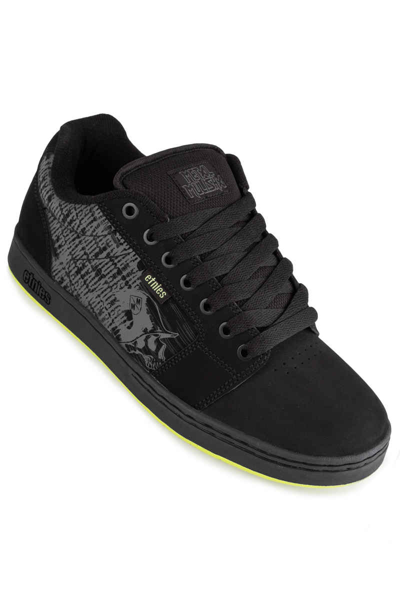 Etnies Metal Mulisha Barge XL Schuh (black lime)