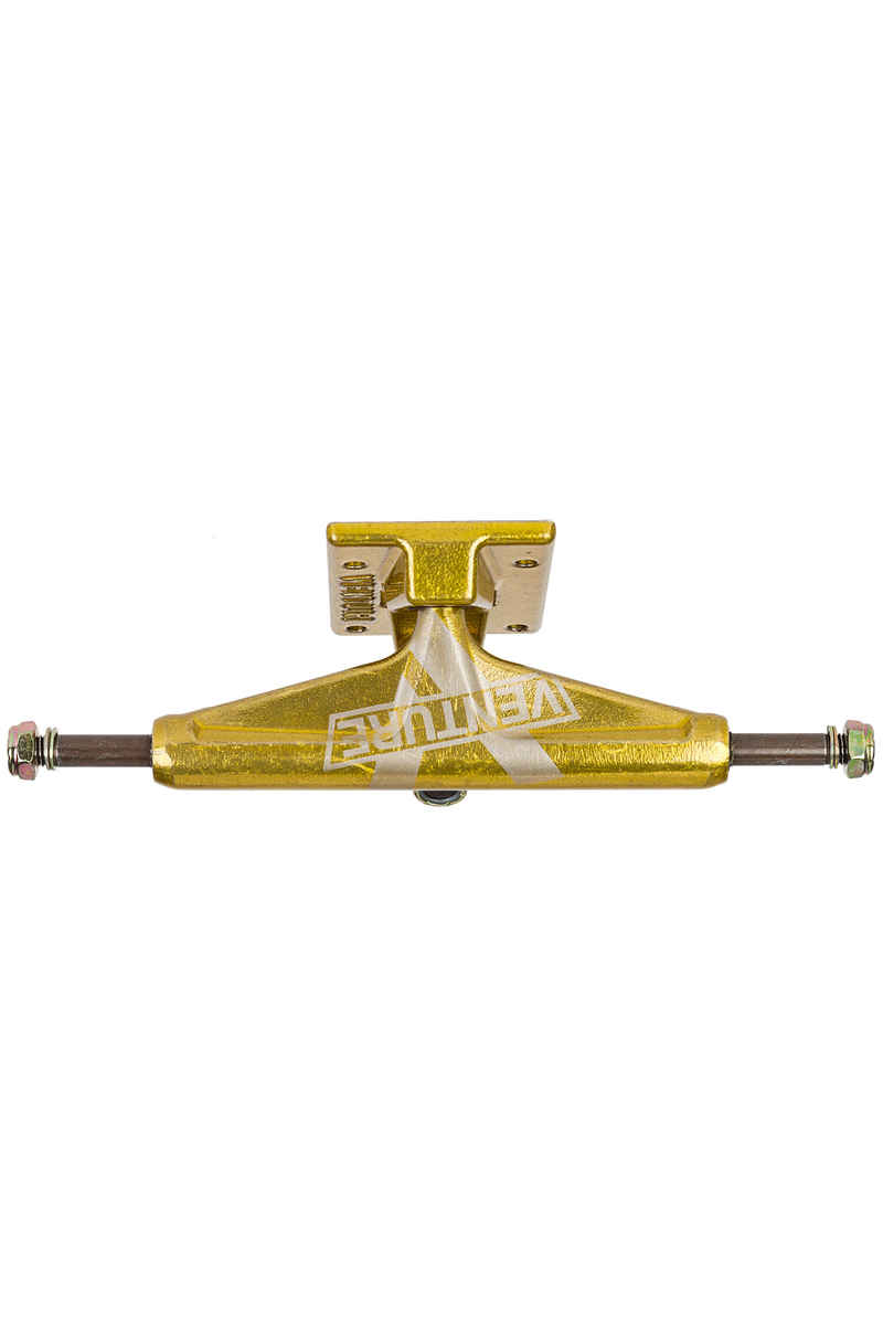 "Venture Trucks Color Marquee Low 5.25"" Truck (gold)"