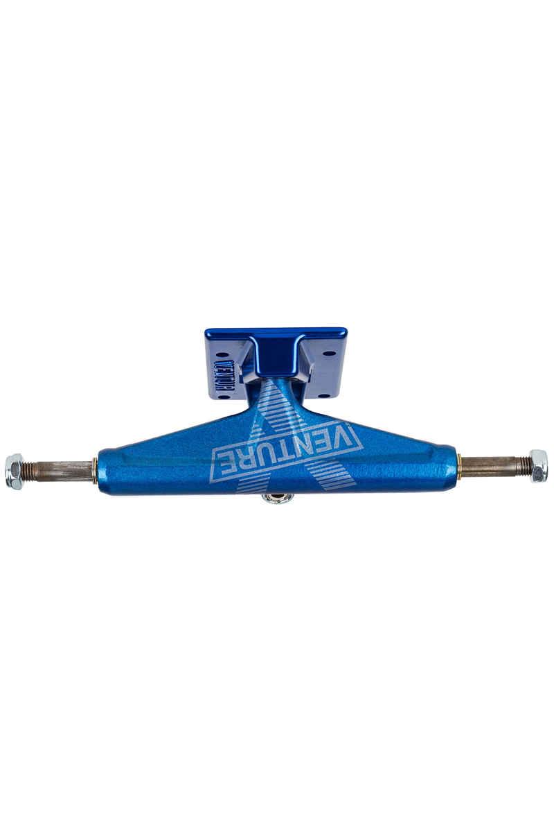 "Venture Trucks V-Hollow Lights Motocrome Low 5.25"" Achse (blue)"