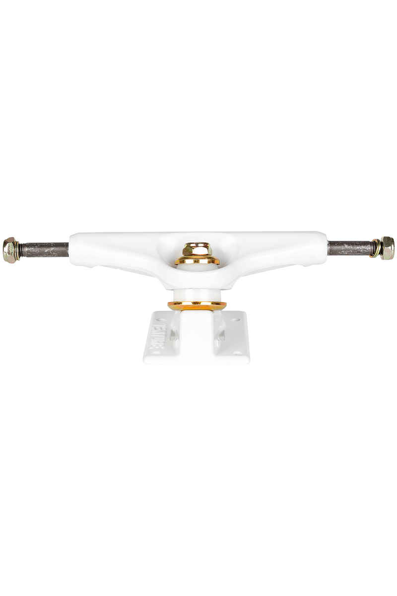 "Venture Trucks V-Lights Mainstay Low 5.25"" Achse (white gold)"