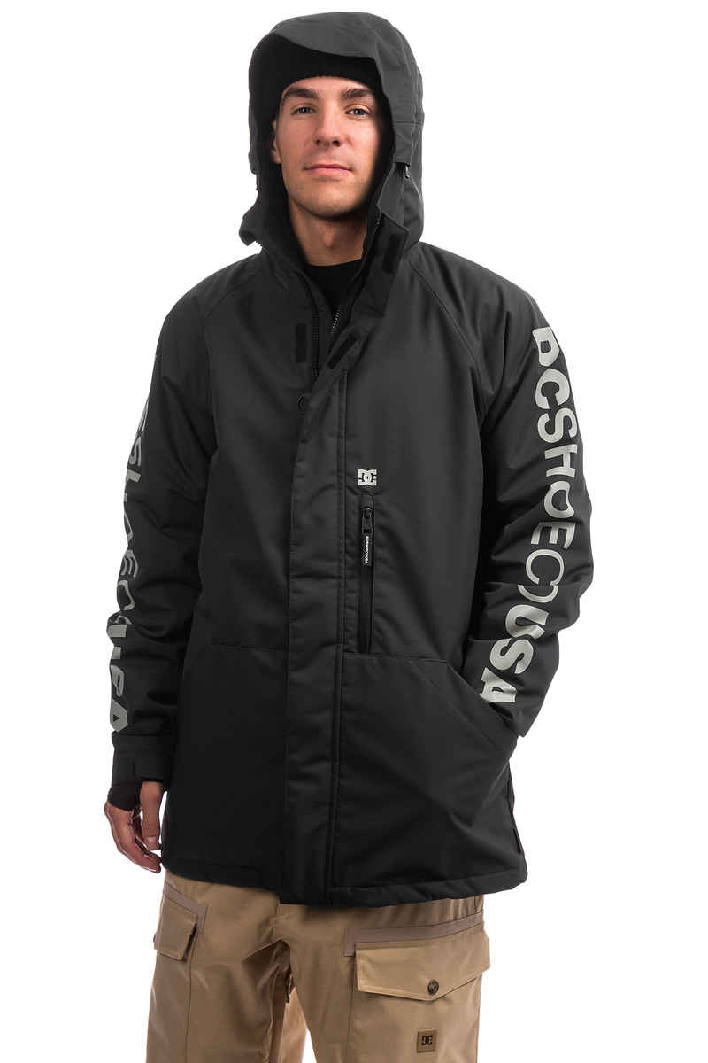 DC Ripley Snowboard Jas (black)