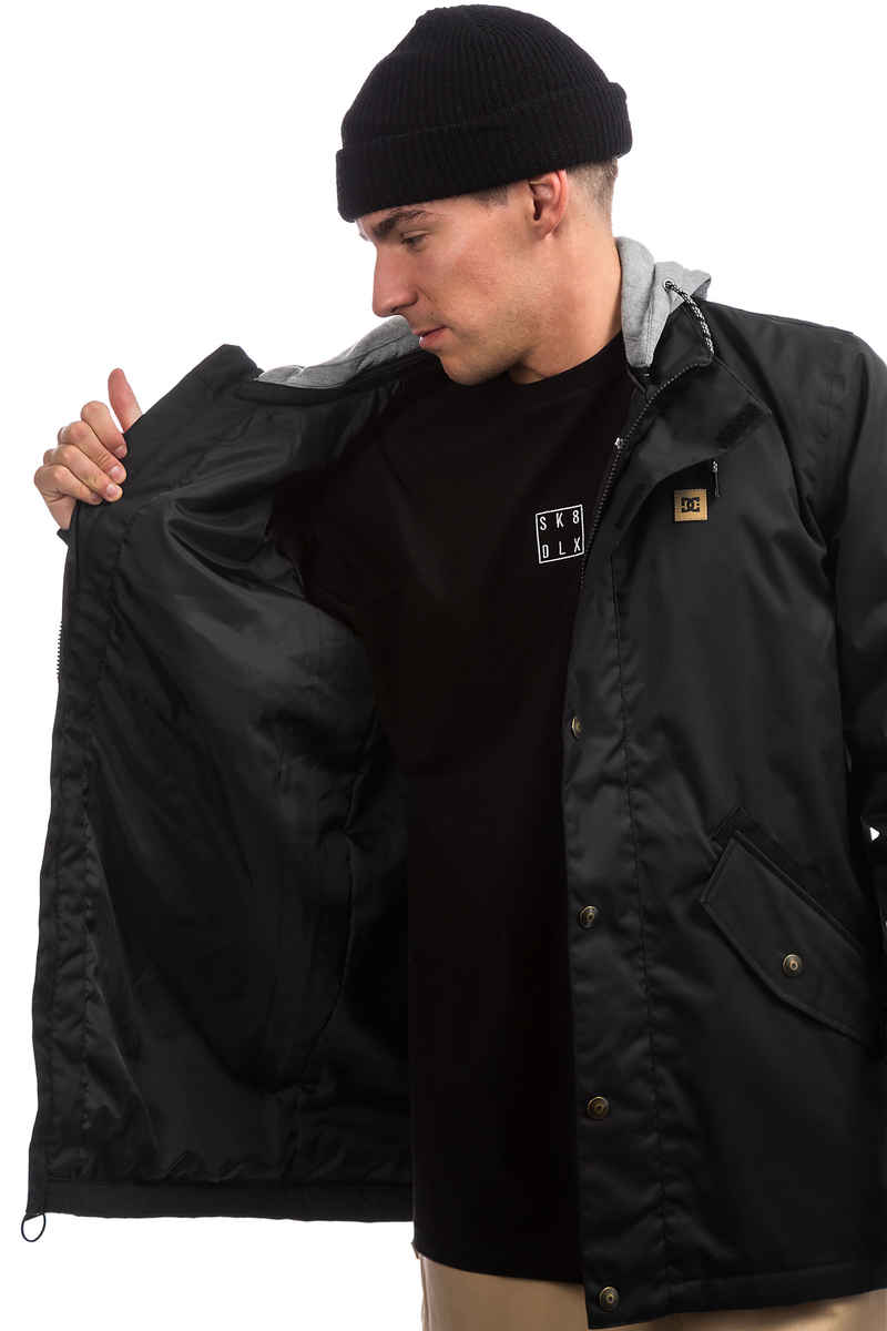 DC Union Veste de Snow (black)