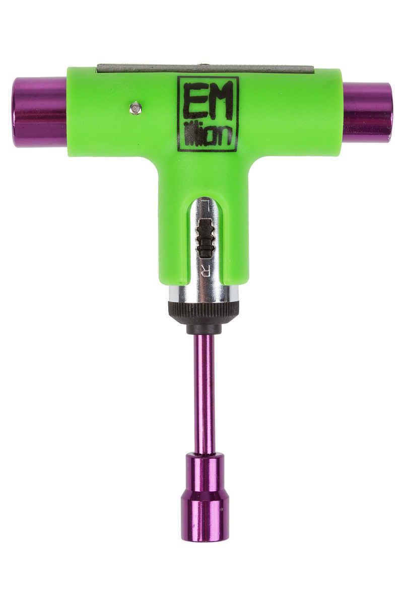 EMillion x Silver Outil-Skate (light green)