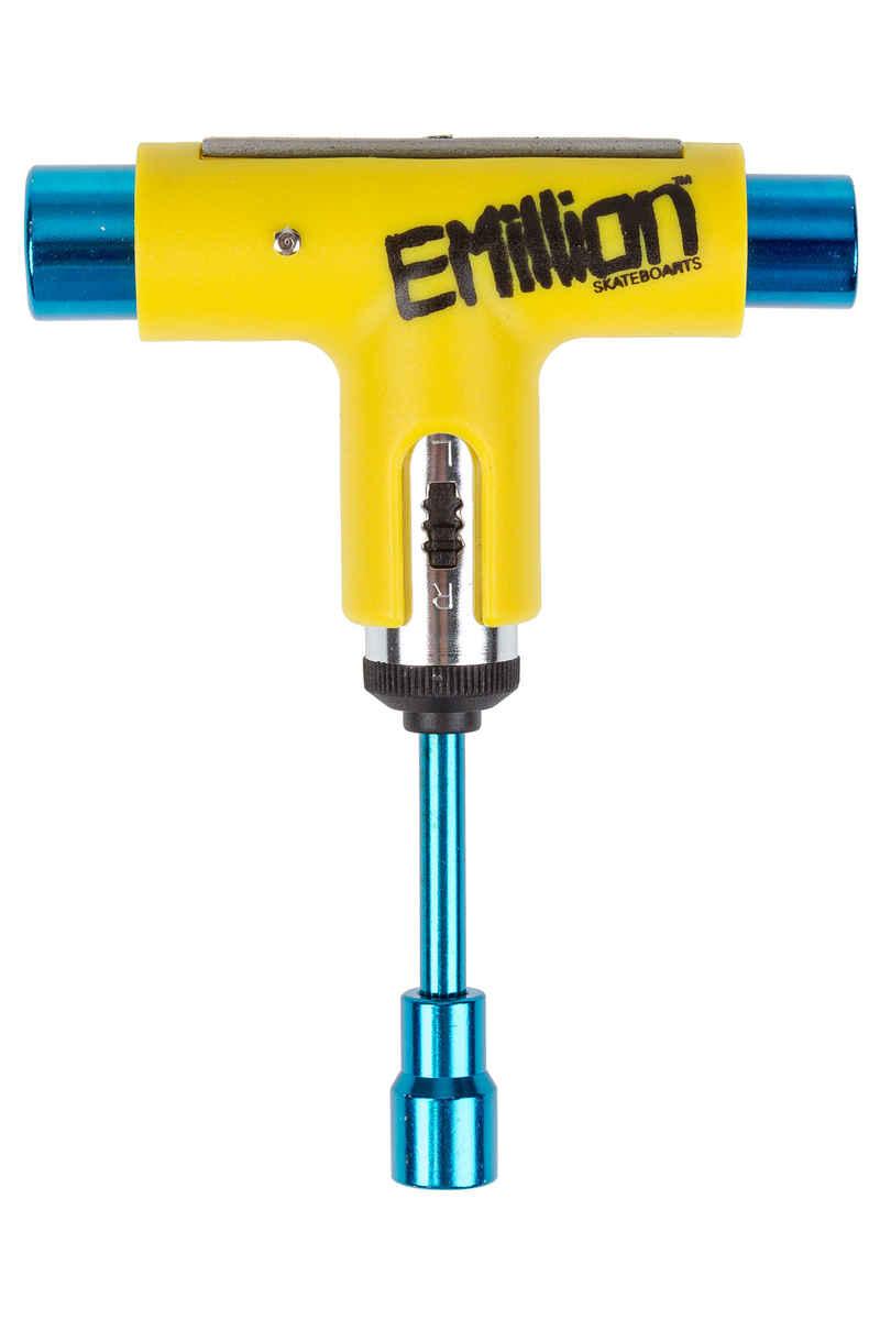 EMillion x Silver Outil-Skate (yellow)