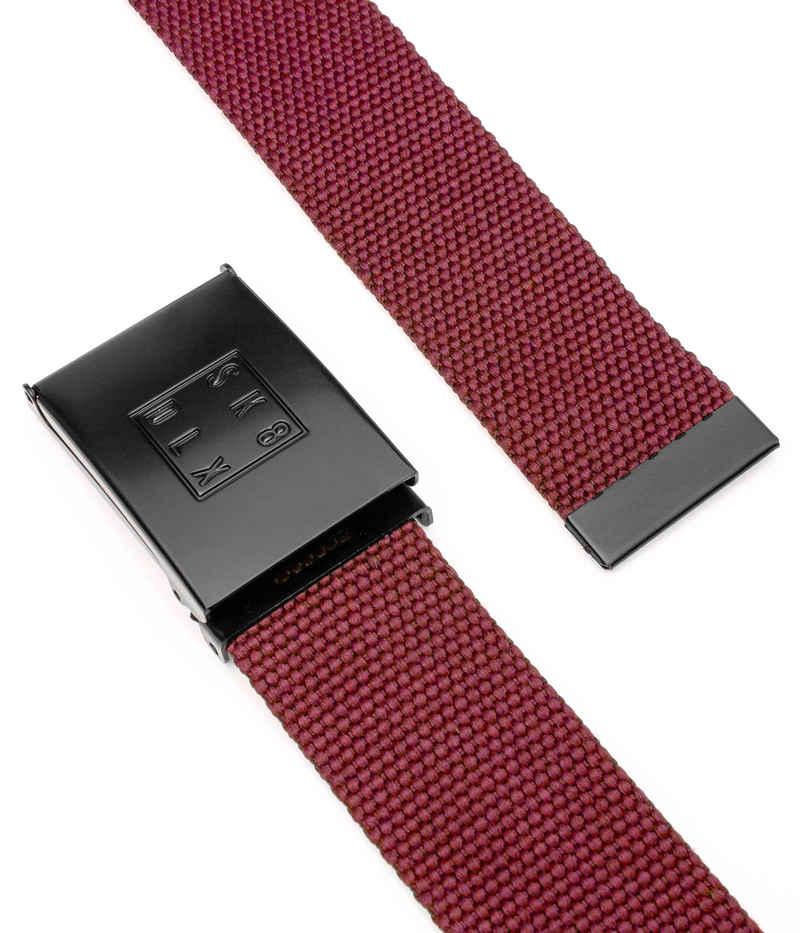 SK8DLX Square Ceinture (brick red)