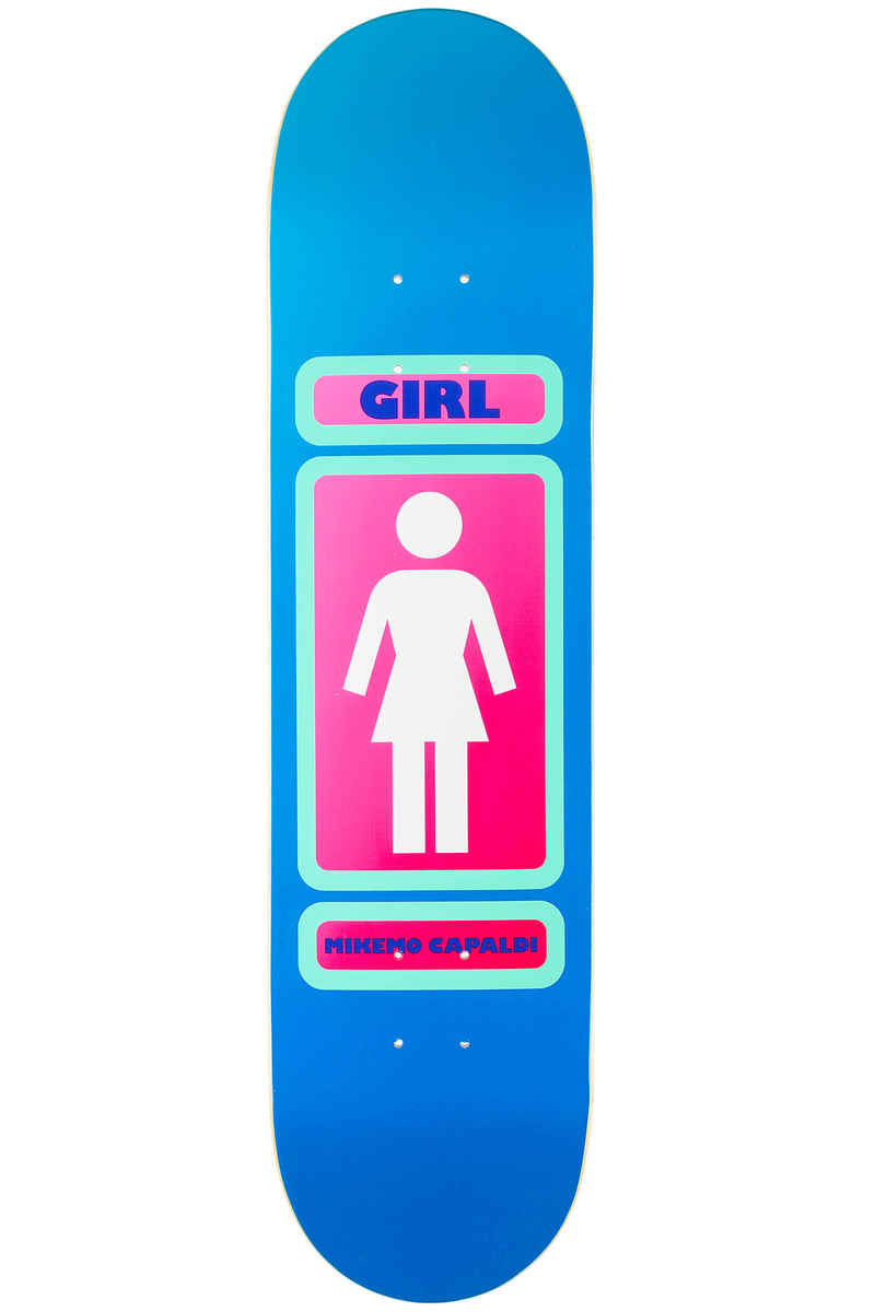 "Girl Capaldi 93 Til 8"" Deck (blue)"