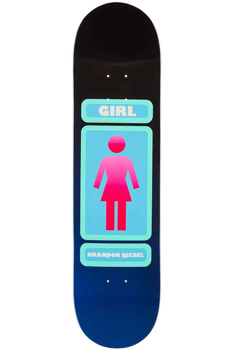 """Girl Biebel 93 Til 8"""" Deck (multi)"""