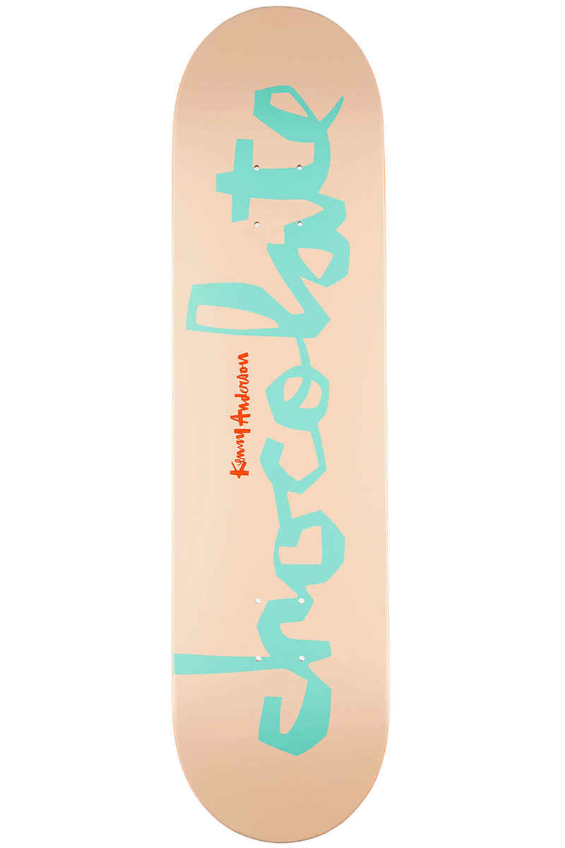 "Chocolate Anderson Original Chunk 8.125"" Deck"