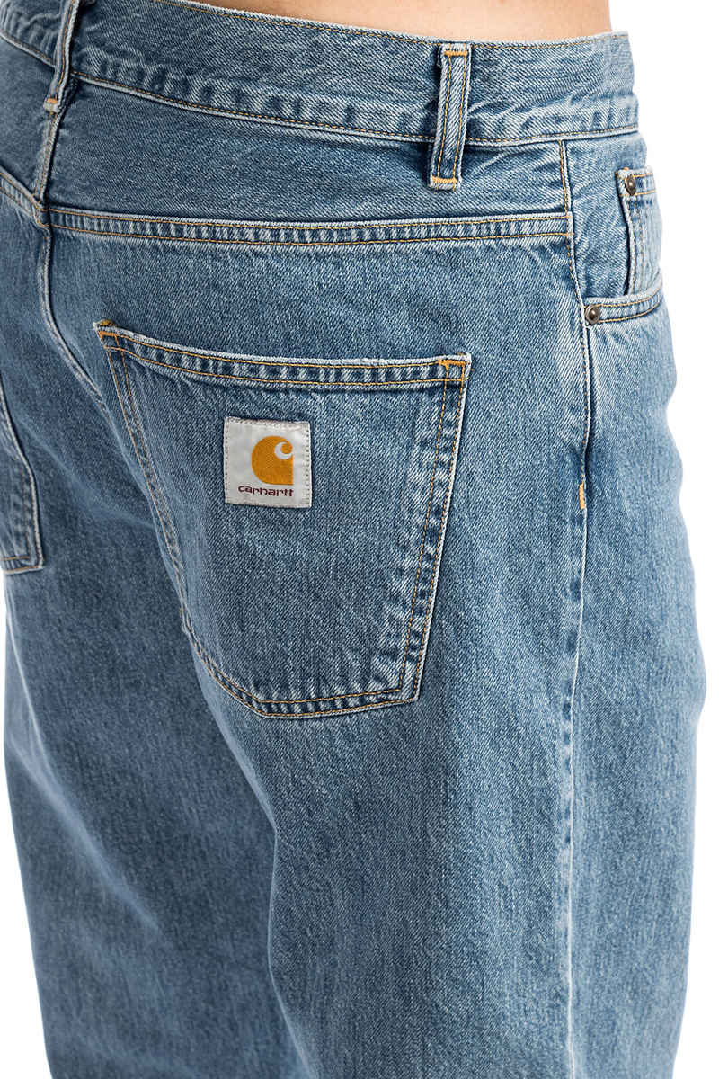 Carhartt WIP Newel Milton Jeans (blue stone bleached)