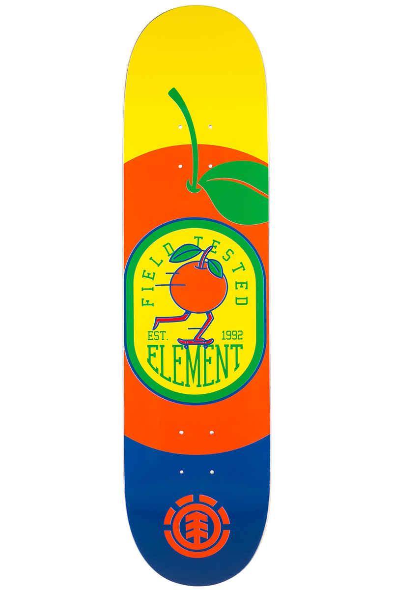 "Element Yawye Orange 8"" Deck (multi)"