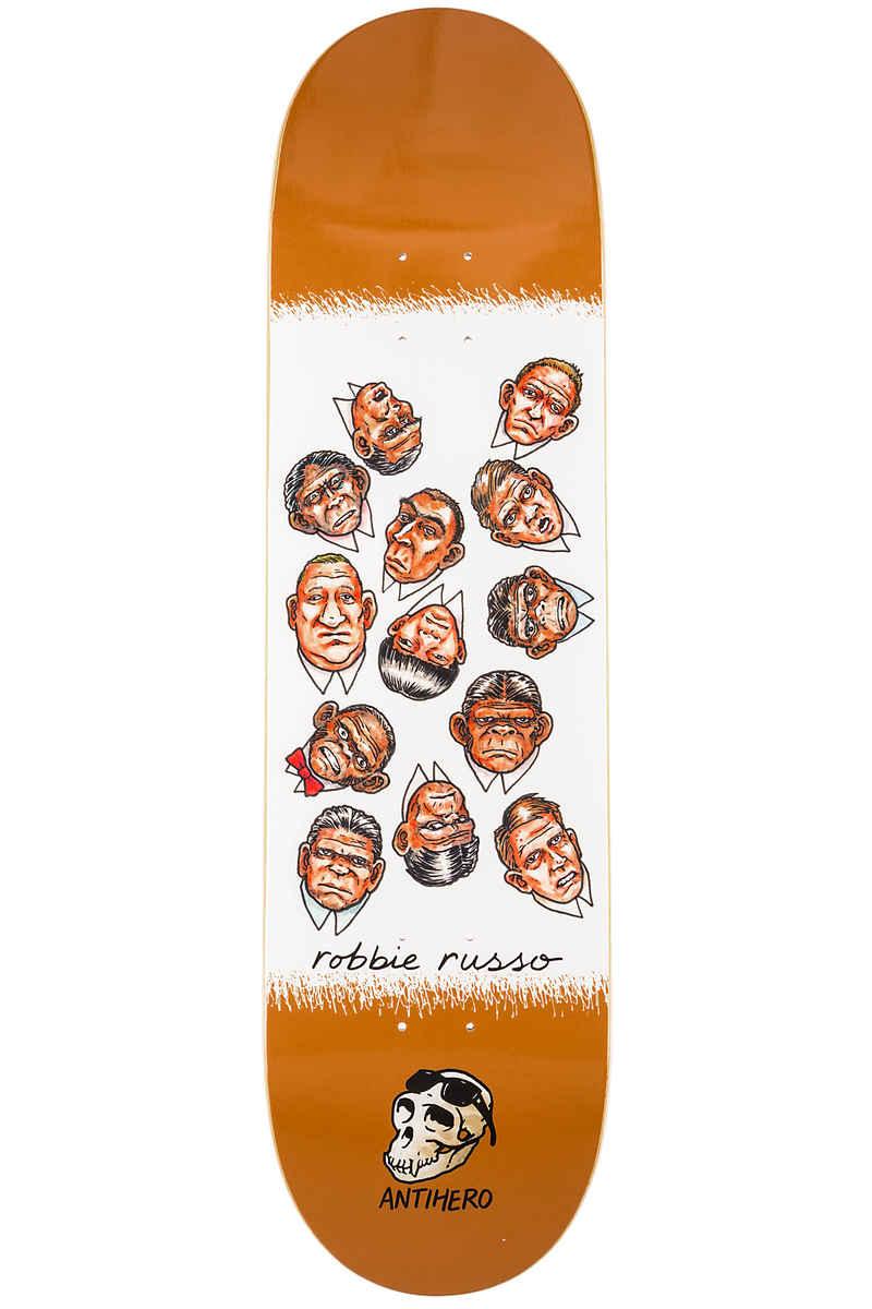 """Anti Hero Russo Evolution 8.38"""" Planche Skate (orange)"""