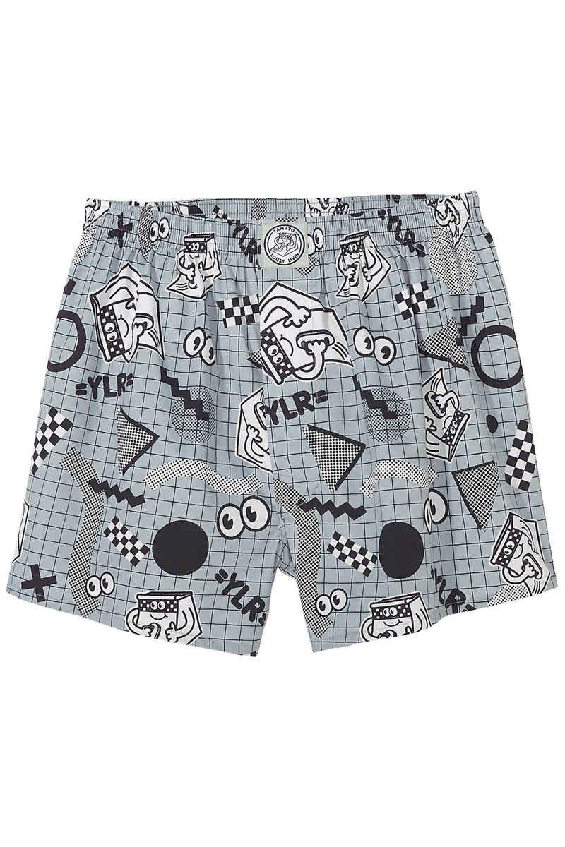 Lousy Livin Underwear Yamato Boxershorts (grey)