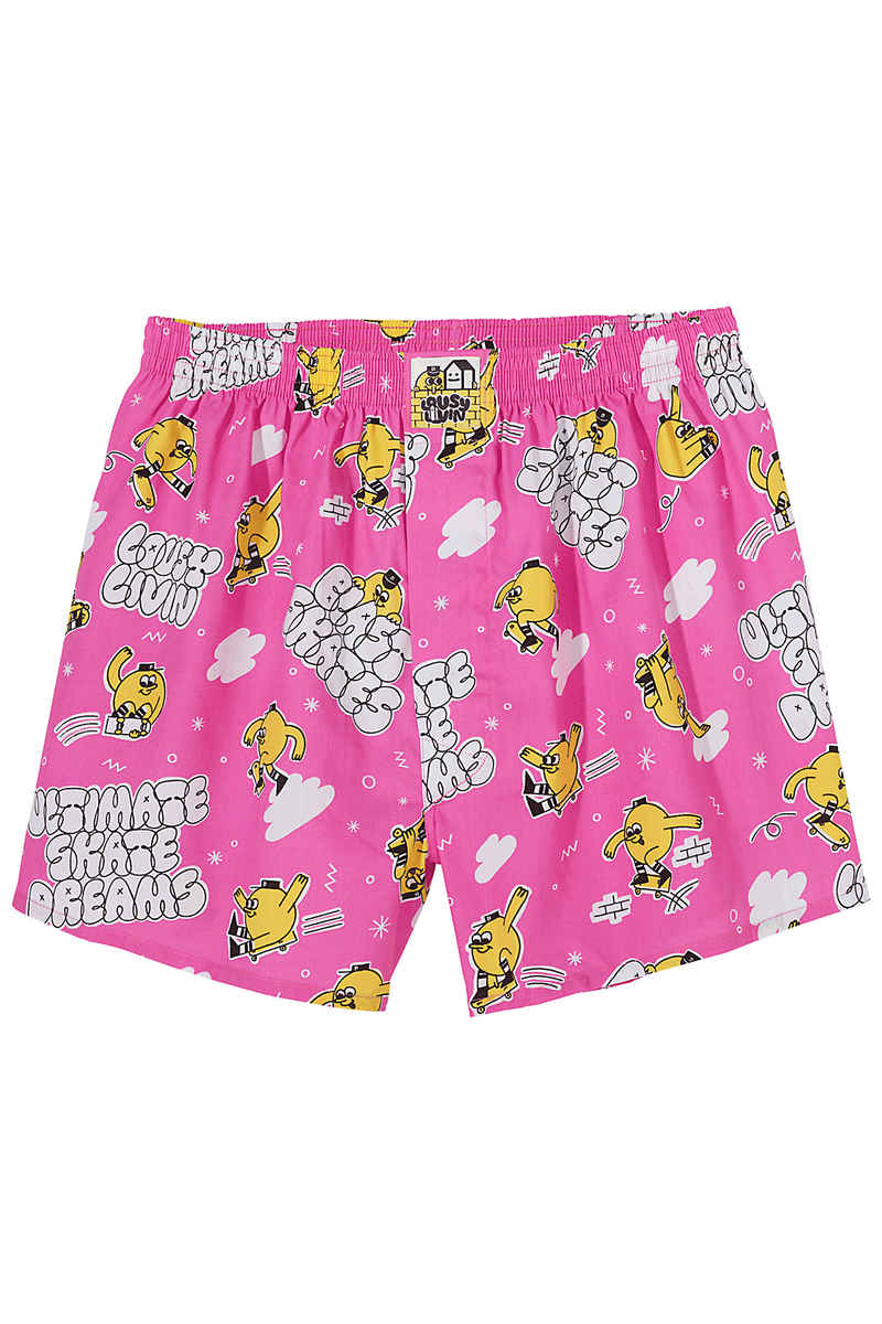 Lousy Livin Underwear Blast Boxershorts (fuchsia)