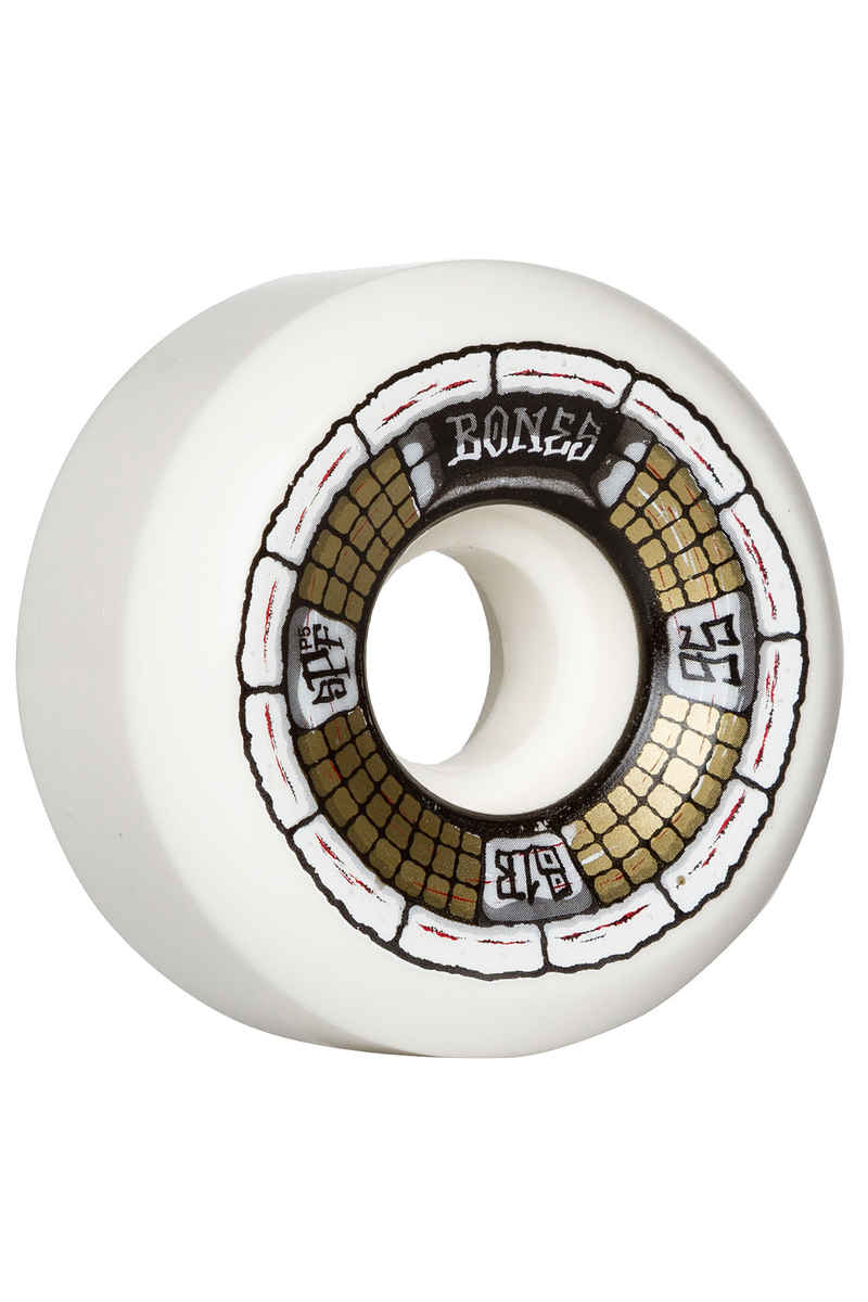 Bones SPF Deathbox P5 Roue (white) 56mm 104A 4 Pack