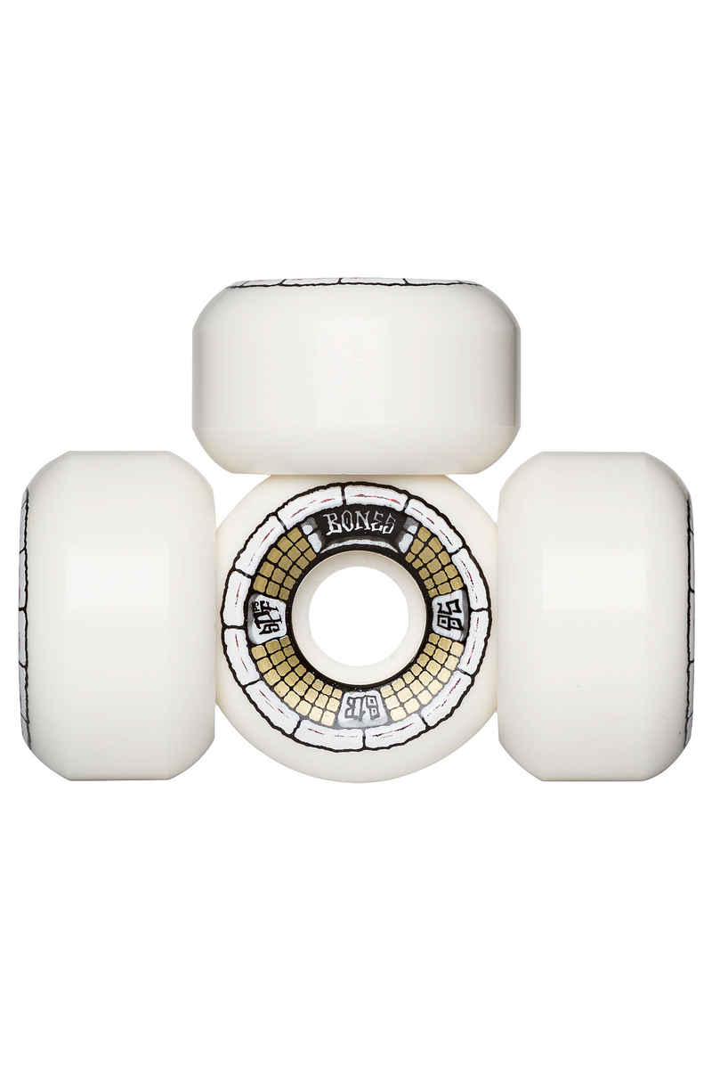 Bones SPF Deathbox P5 Rollen (white) 58mm 101A 4er Pack