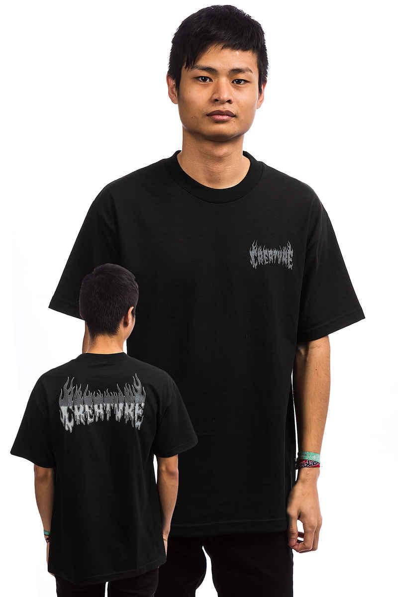 Creature Firestarter T-Shirt (black)