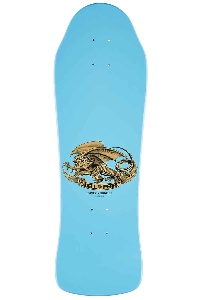 "Powell-Peralta McGill Limited Edition 3 9.94"" Planche Skate (blue)"