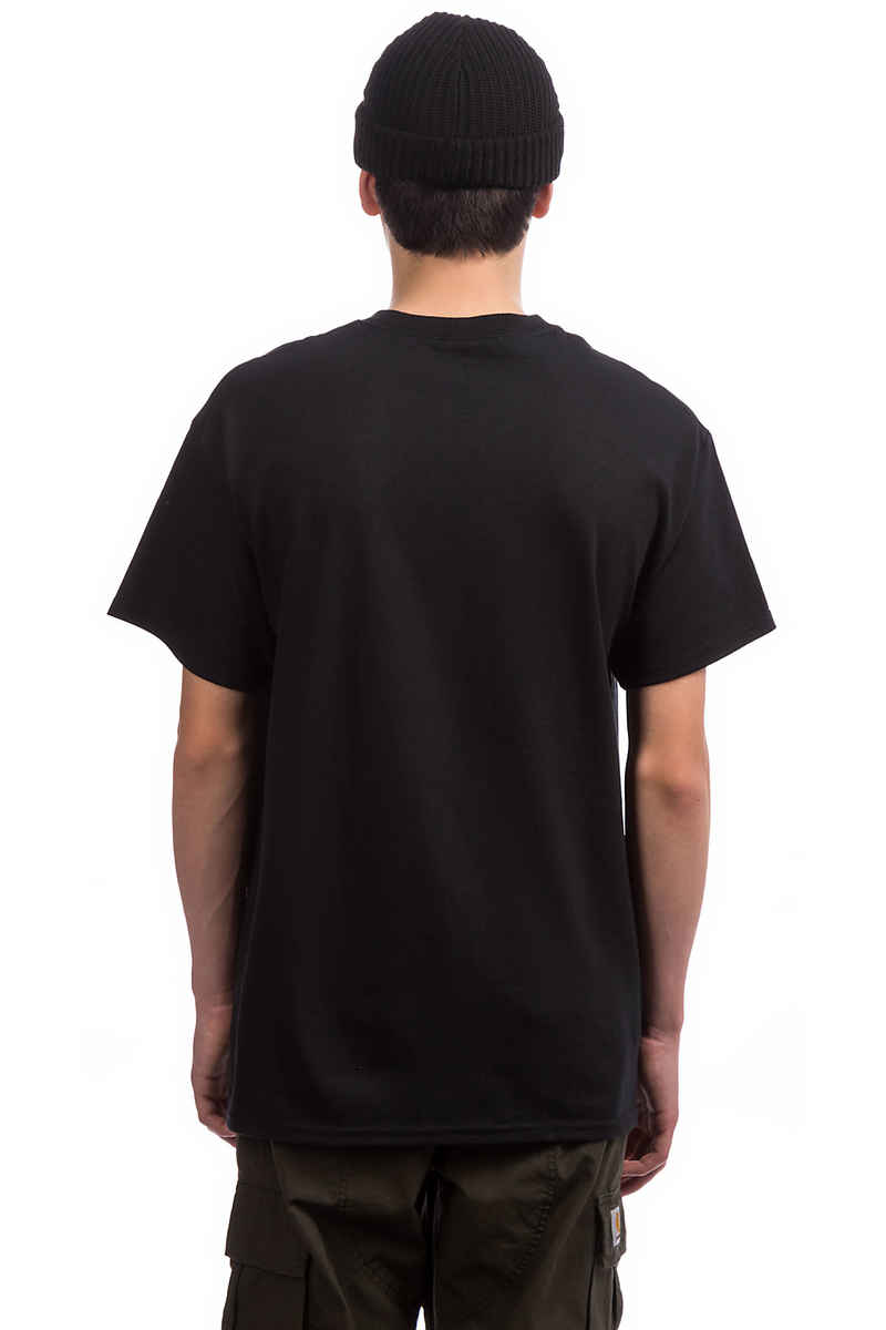 Thrasher New Boyfriend T-Shirt (black)