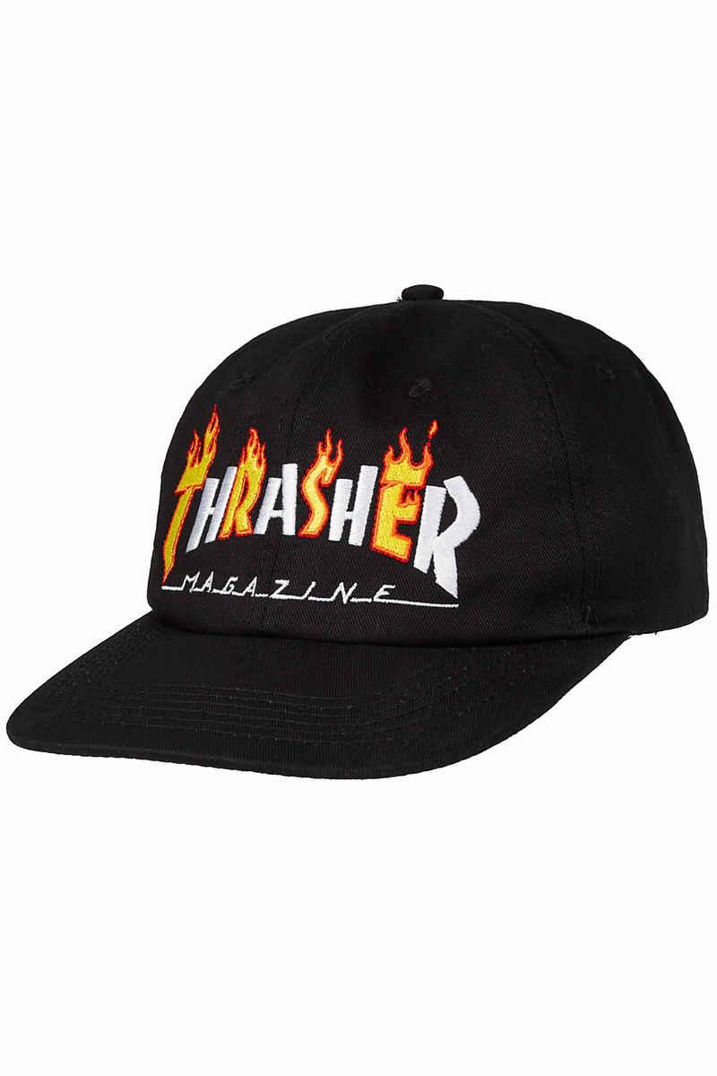 Thrasher Flame Mag Snapback Cappellino