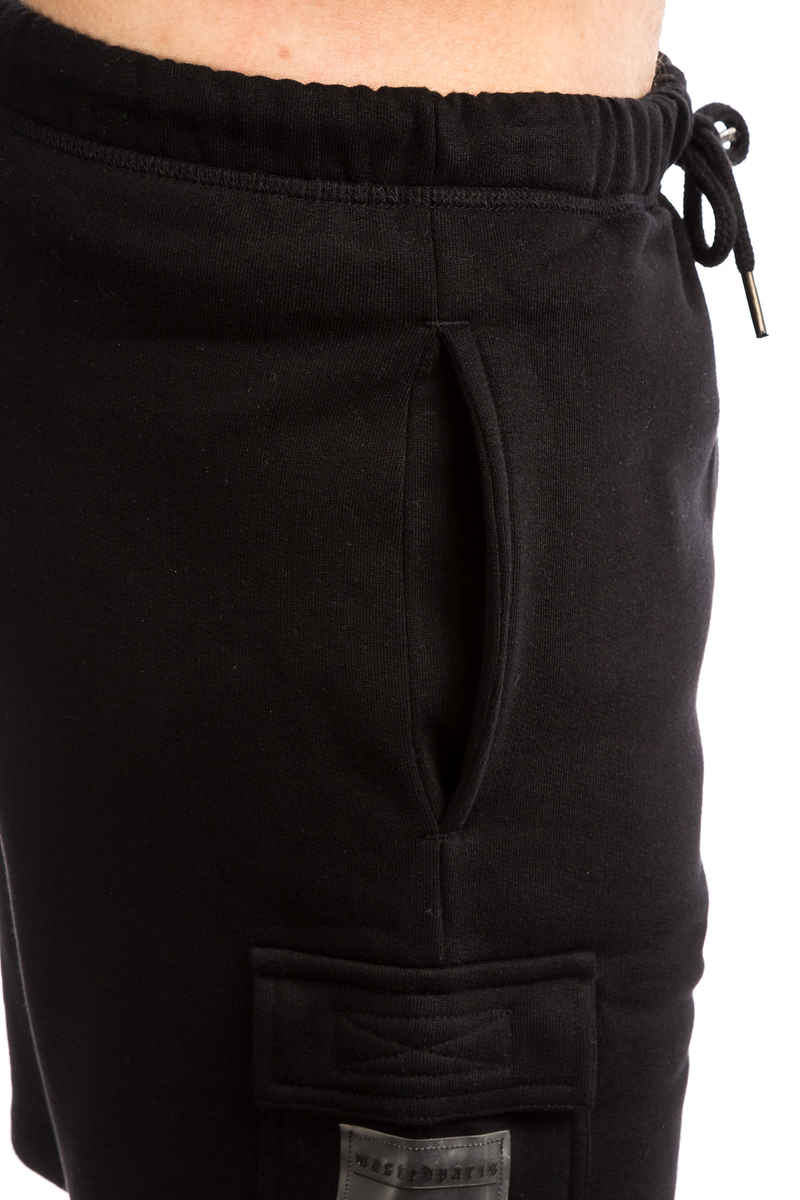 Wasted Paris Pocket London Shorts (black)