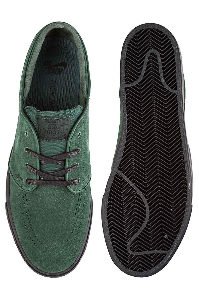Nike SB Zoom Stefan Janoski Schuh (midnight green black)