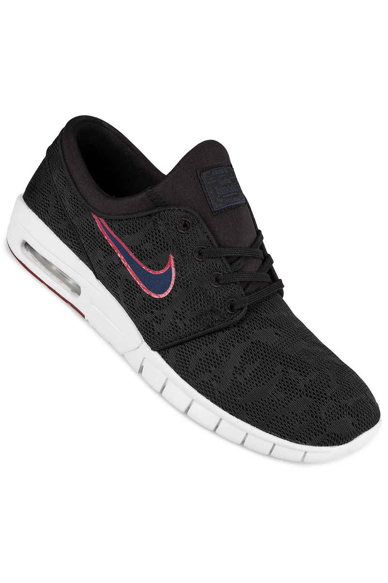 Nike SB Stefan Janoski Max Schoen (black blue void)