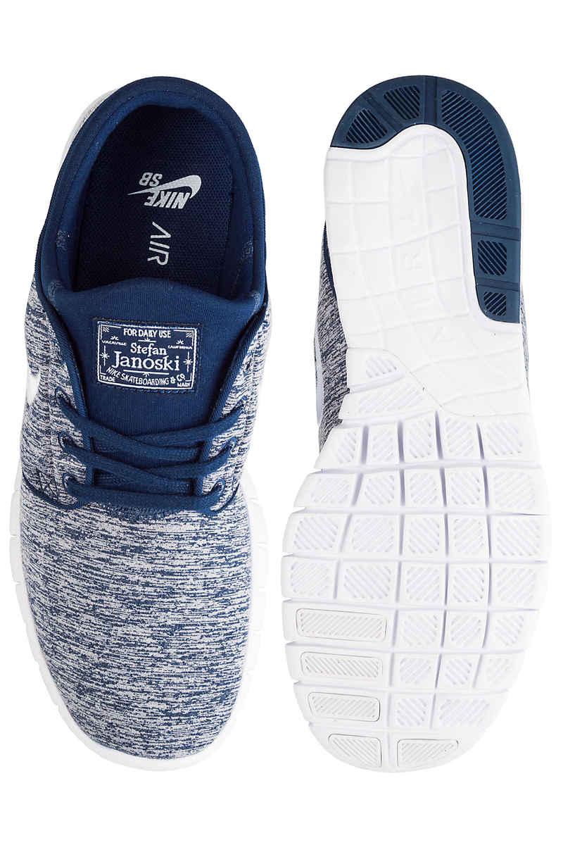 Nike SB Stefan Janoski Max Chaussure (blue void white)