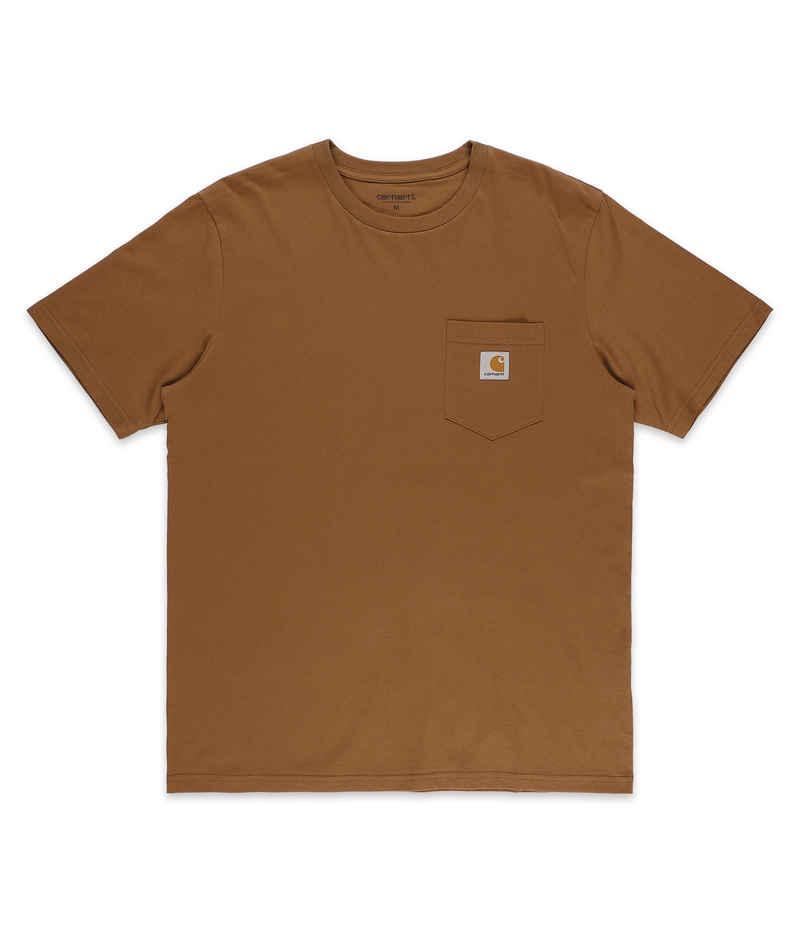 Carhartt WIP Pocket T-Shirt (hamilton brown)
