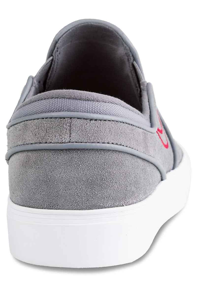 Nike SB Zoom Stefan Janoski Slip Chaussure (gunsmoke red crush)