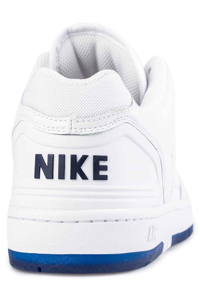 Nike SB Air Force II Low Kevin Bradley QS Schuh (white white blue void)