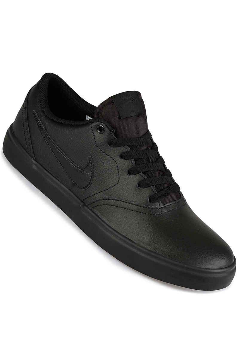 Nike SB Check Solarsoft Chaussure (black black black)