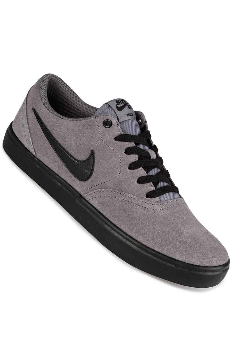Nike SB Check Solarsoft Schuh (gunsmoke black)