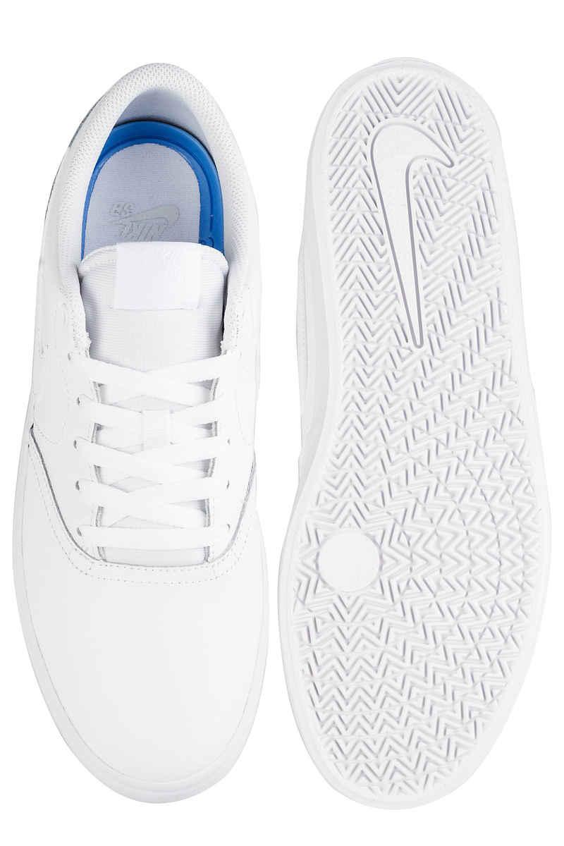 Nike SB Check Solarsoft Shoes (white white)