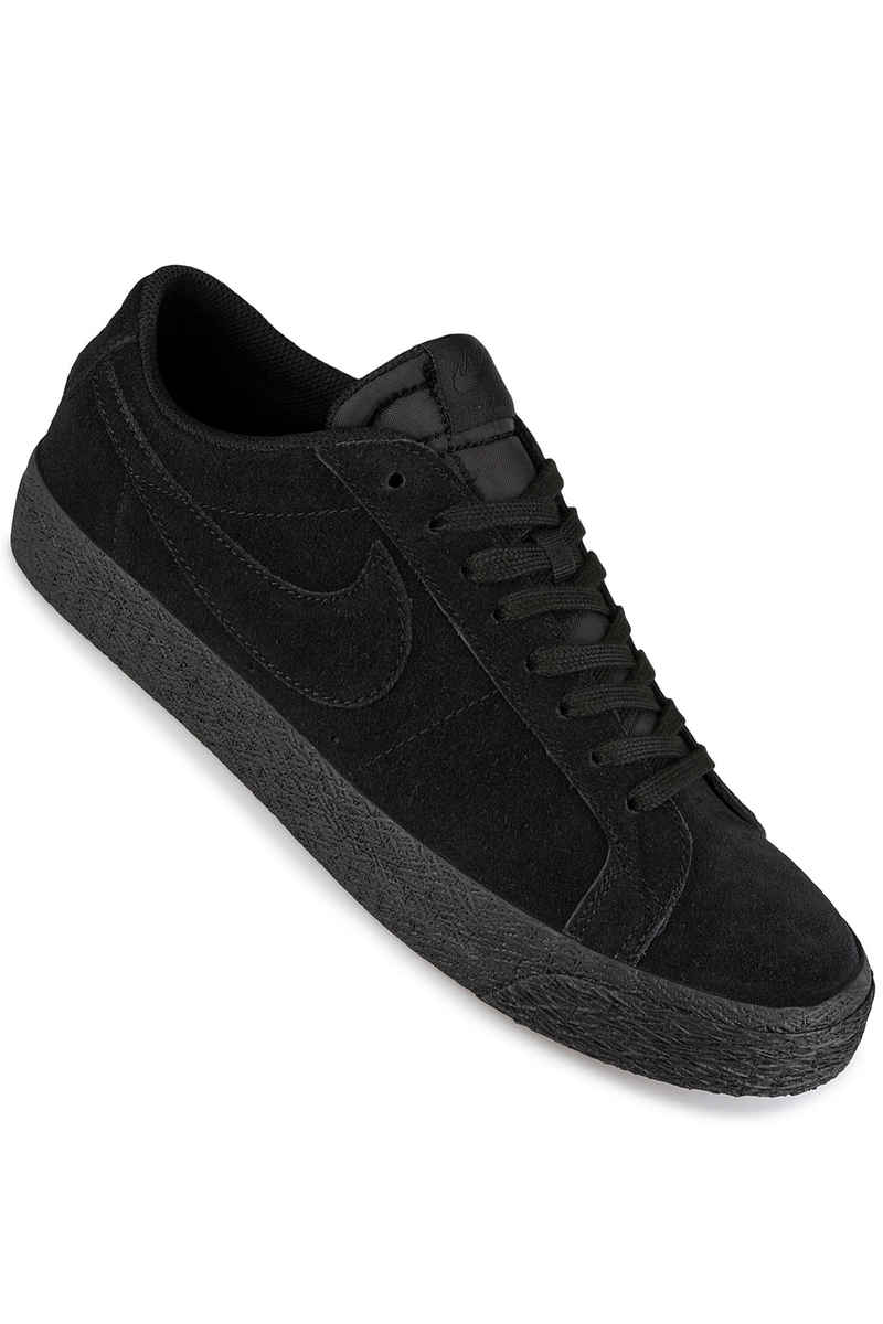 Nike SB Zoom Blazer Low Schuh (black black gunsmoke)