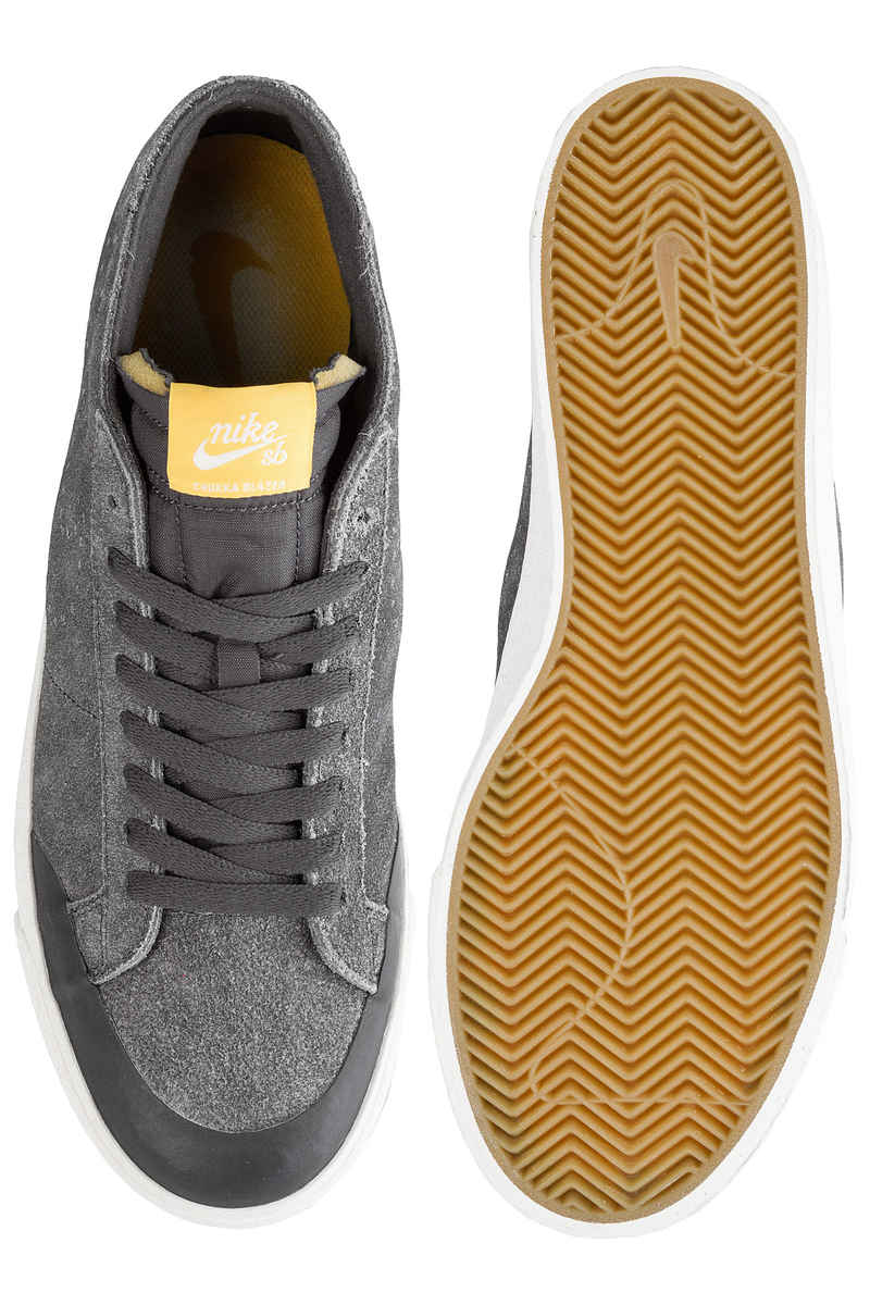 Nike SB x Lance Mountain Zoom Blazer Chukka XT Shoes (anthracite)