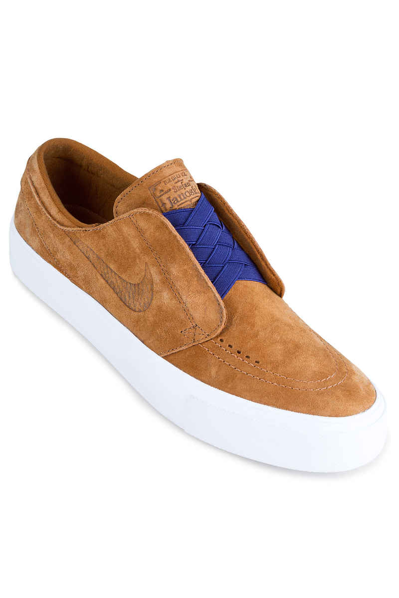 Nike SB Zoom Janoski HT Slip Shoes (light british tan)