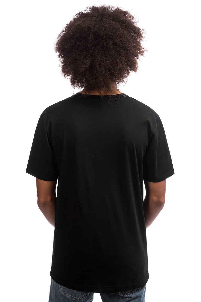 Cleptomanicx Lit T-Shirt (black)