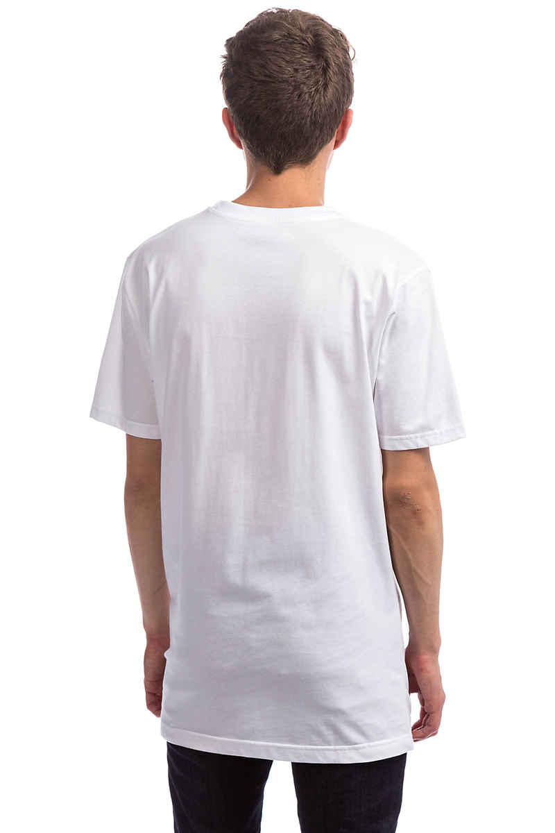 Cleptomanicx C.I. T-Shirt (white)
