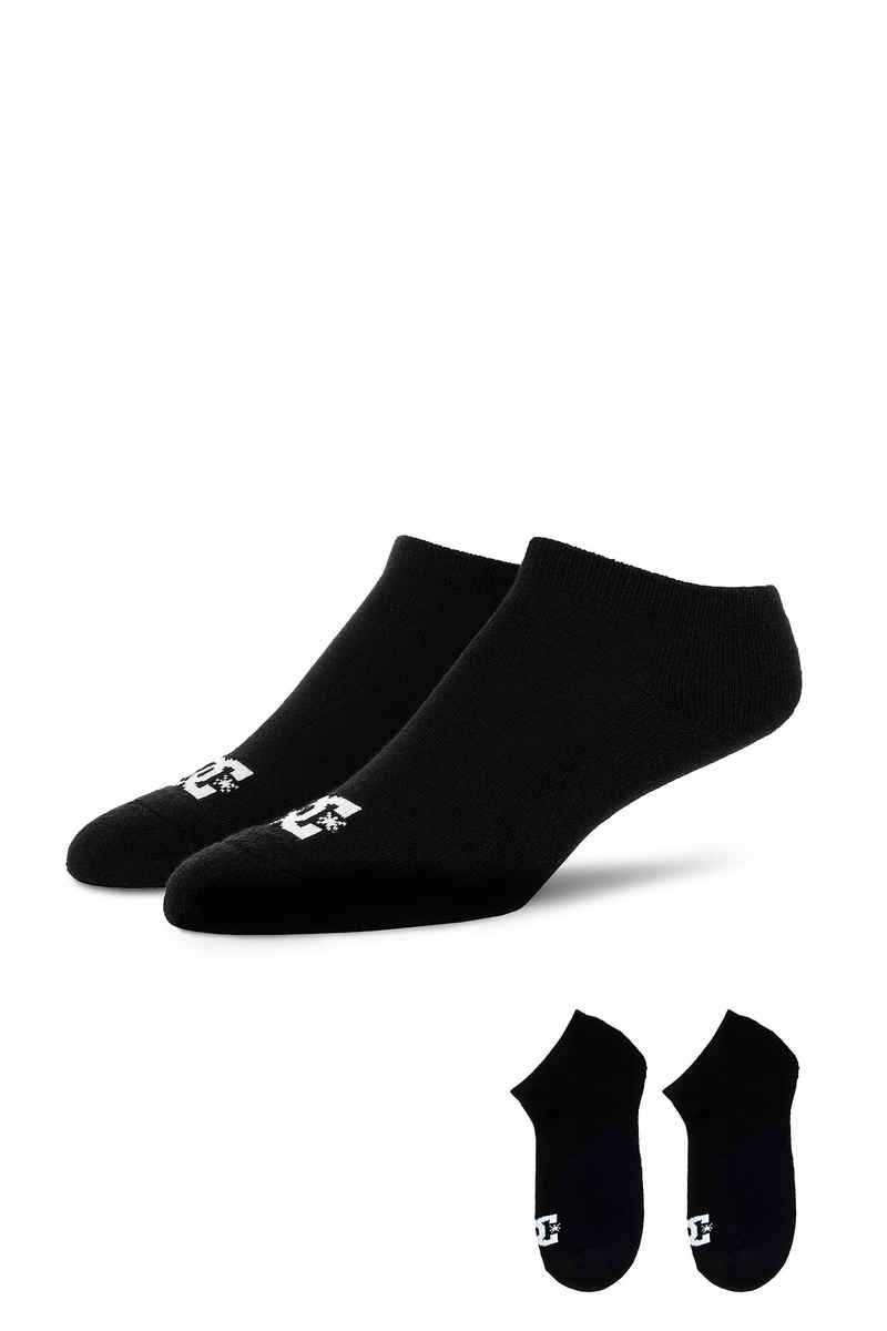 DC Ankle Calcetines (black) Pack de 3
