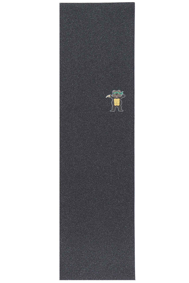 Grizzly Tucker Half Shell Griptape (black)
