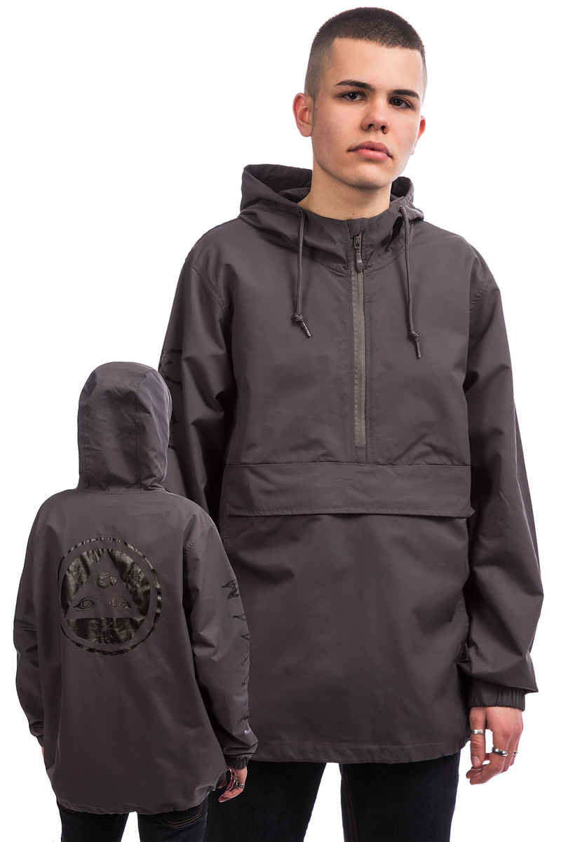 Welcome Tali-Scrawl Jacke (graphite black)