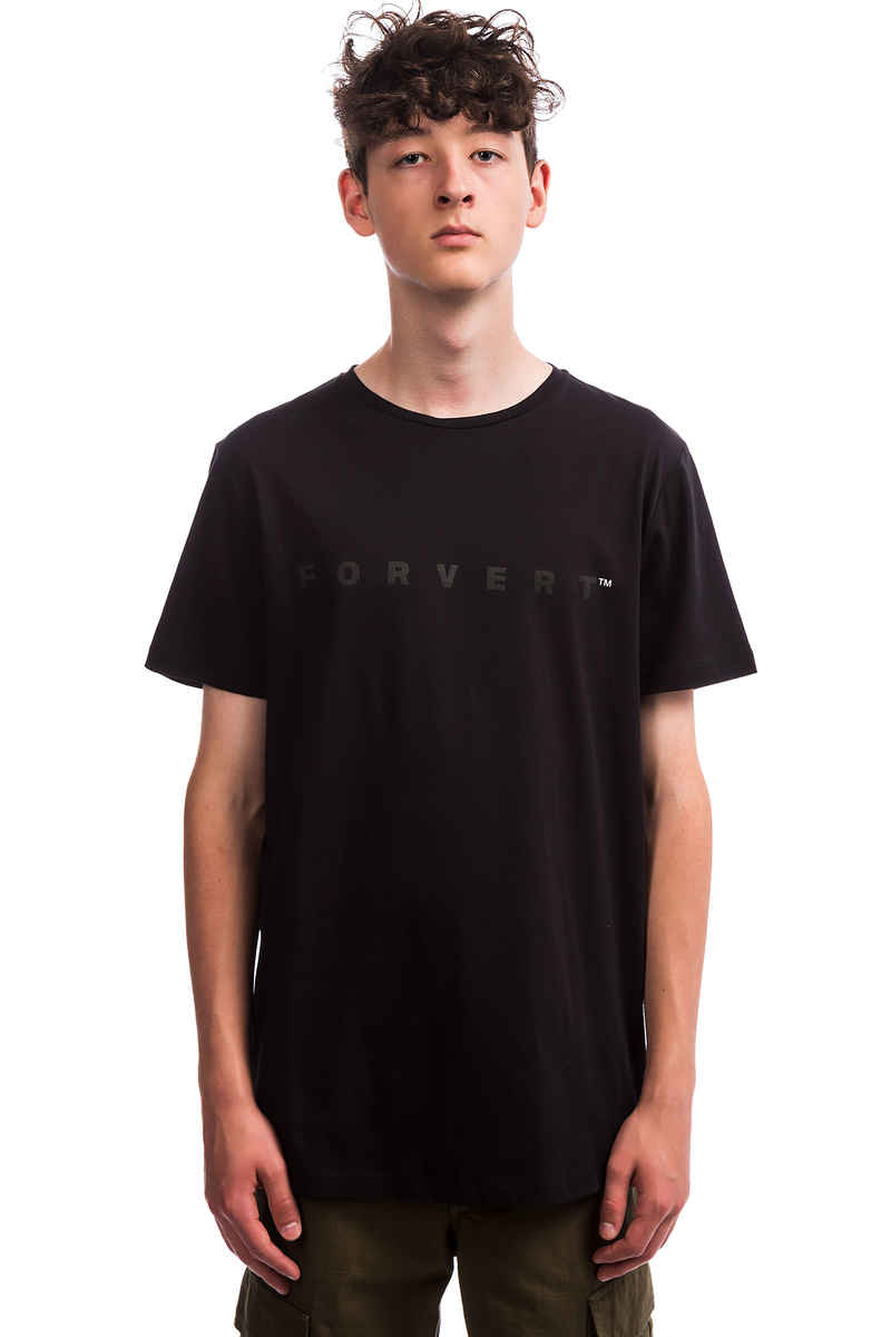 Forvert Esbo T-Shirt (black)