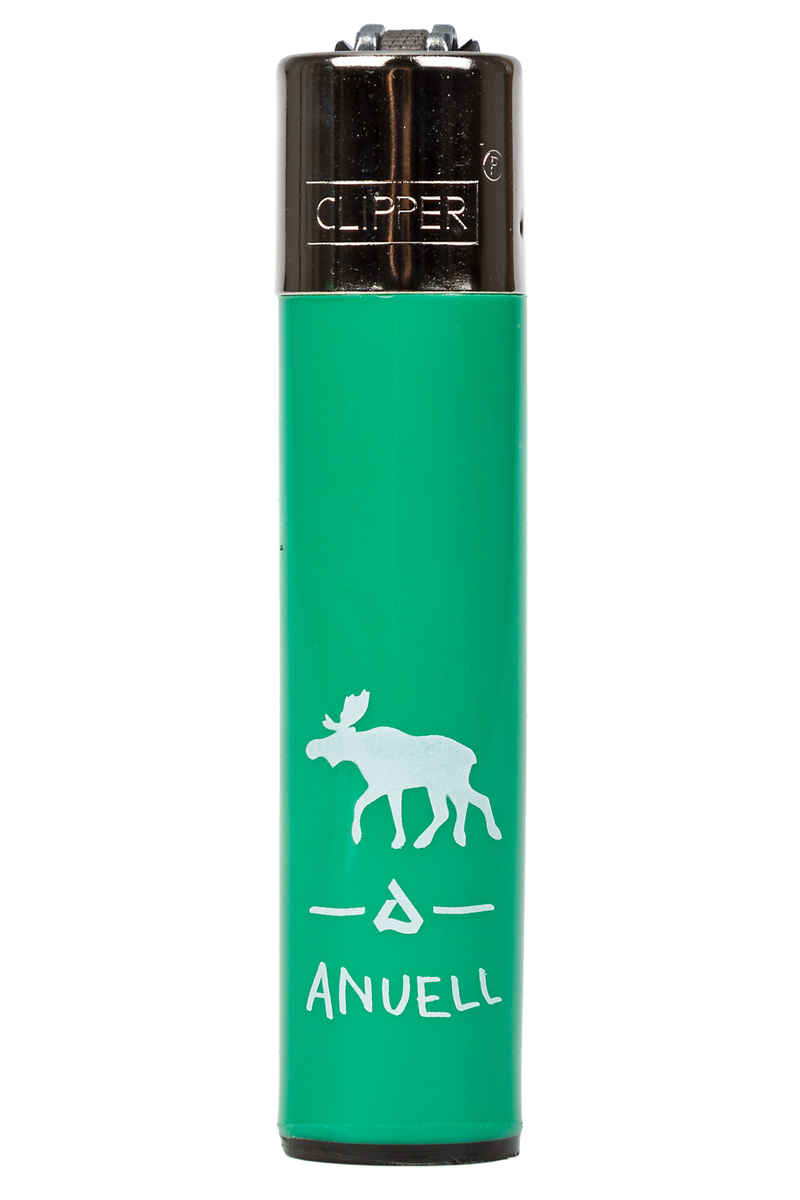 Anuell Mooser Clipper Acc. (green)