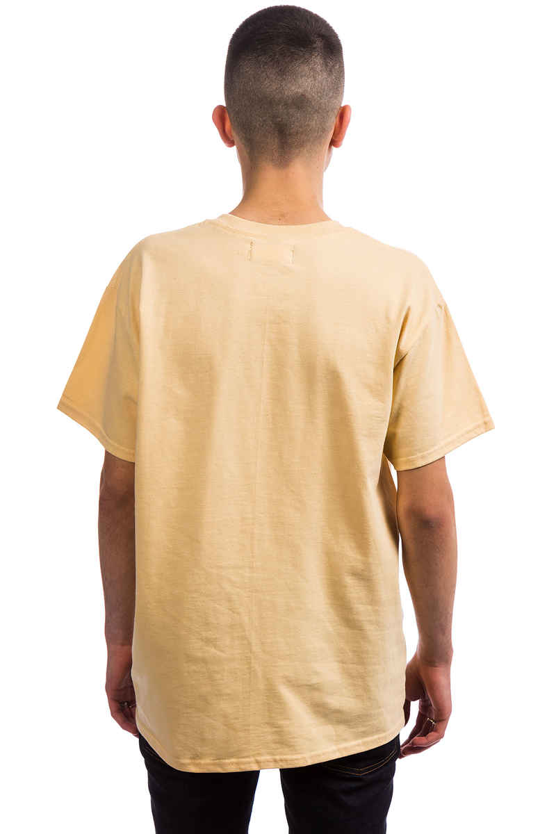 Sour Skateboards Army T-Shirt (yellow blue)