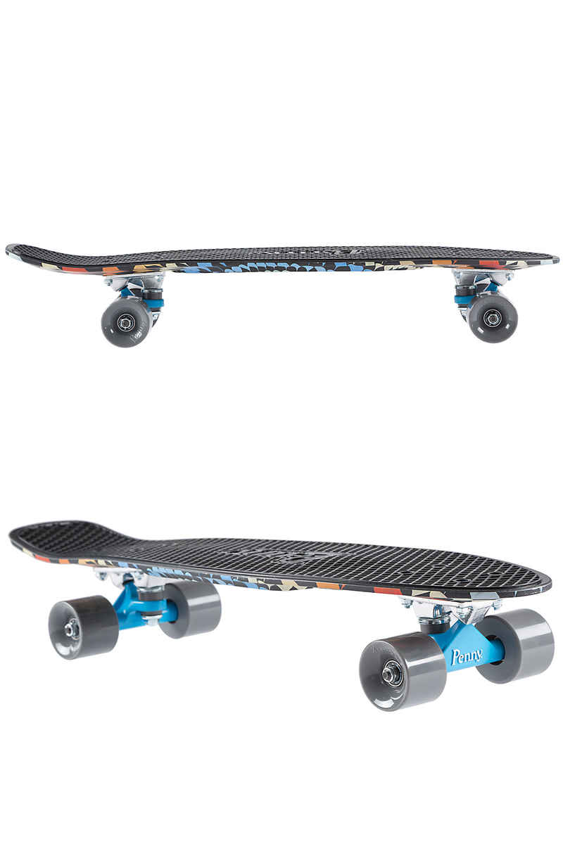 "Penny x Mitch King Graphic Series 27"" Cruiser (ripple)"
