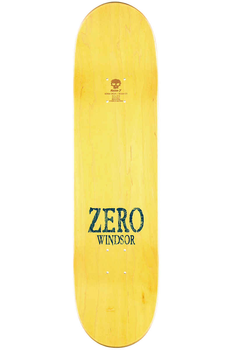 "Zero James Enchanted 8"" Deck (blue)"